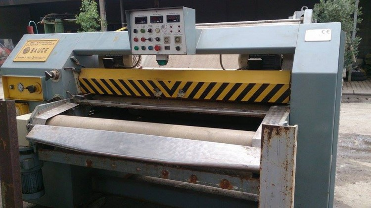 Sammying & Setting-out machines - Bauce - PRC2