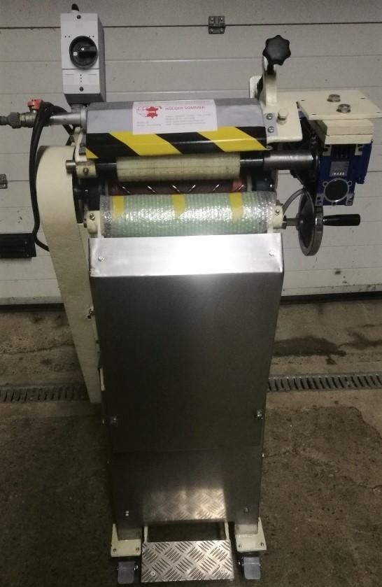 Fleshing machines - EFM 250