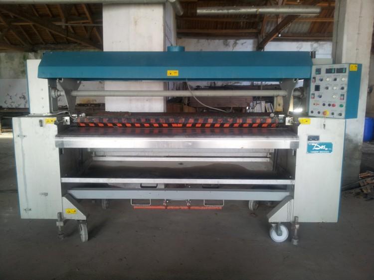 Roller coating machines - Dascomar - Rollpoint