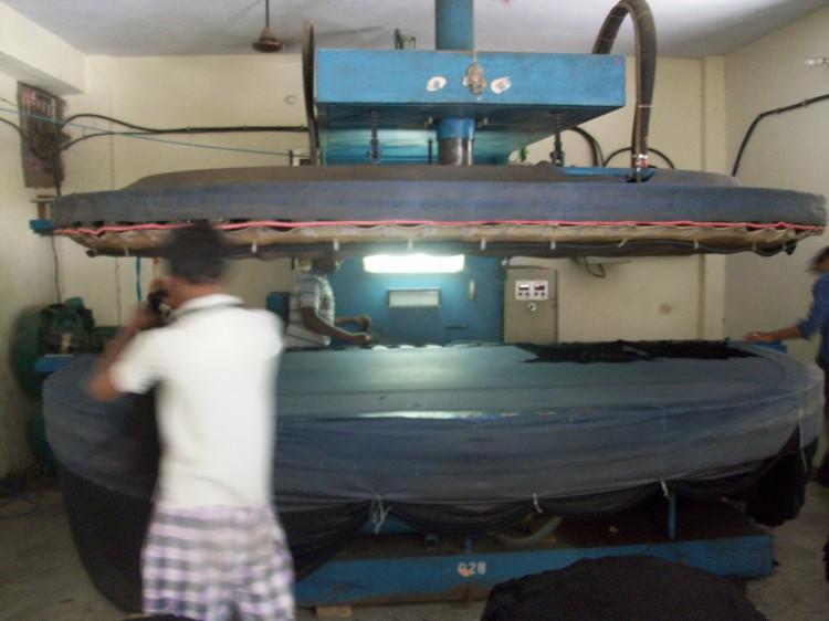 Staking / Stretching machines - Dynavac - DVC 3600