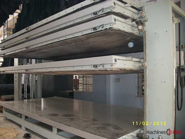 Vacuum Driers / Cooling Towers / Loaders - TB - Tiara - 4 S