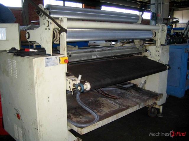 Roller coating machines - Gemata - Rotoplus 1800/4