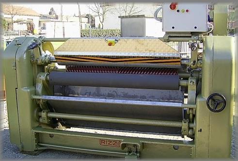 Fleshing machines - Rizzi - SCA