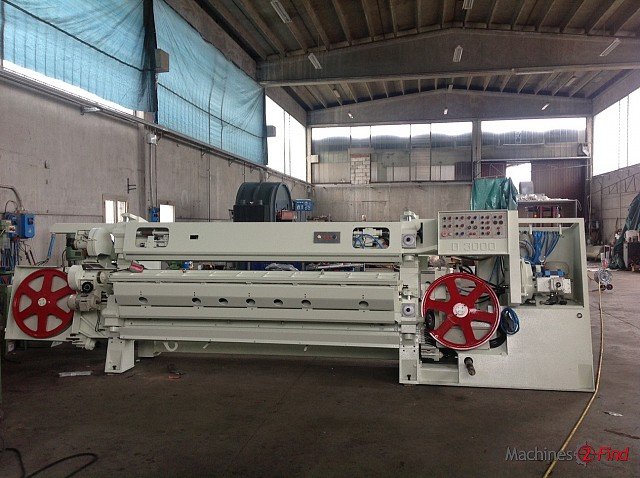 Splitting machines - Poletto - D 3000
