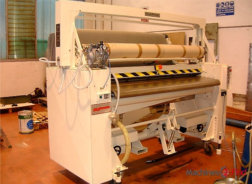 Roller coating machines - Gemata - MTRN 1800