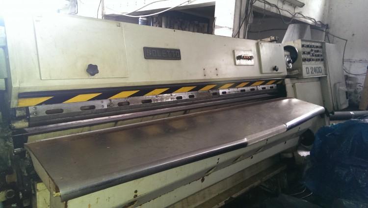 Splitting machines - Poletto - D 2400