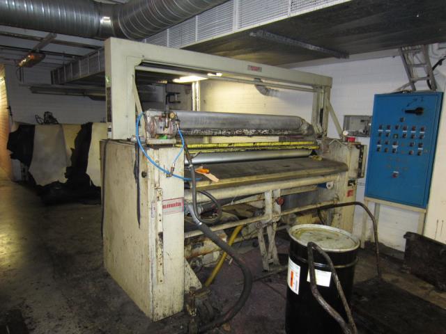 Roller coating machines - Gemata - Rotacoat MTRN 1800/3