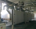 Drying tunnels - Rollmac - Oil heating