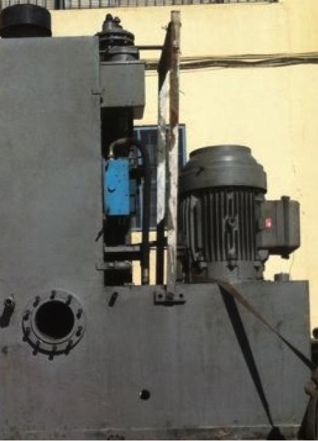Presses, Ironing & Embossing - Mostardini - MP 8 M