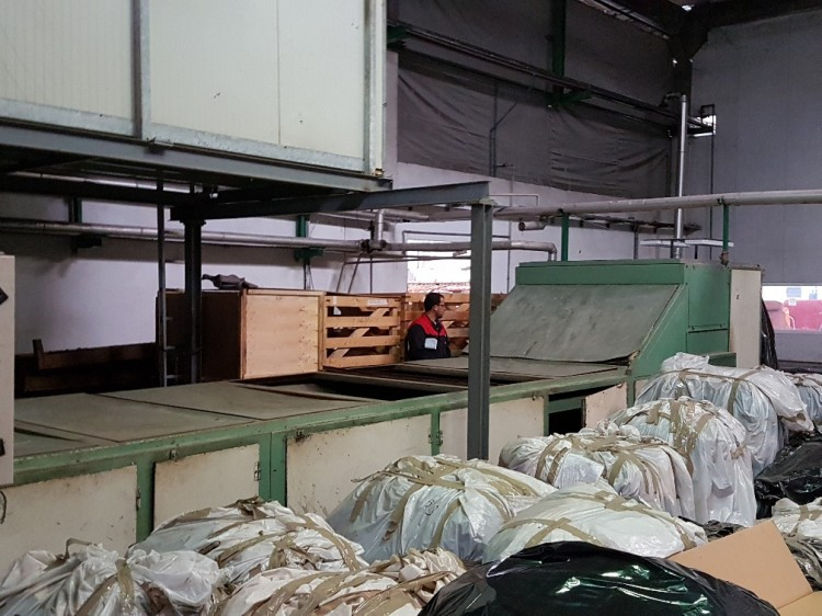 Toggling driers - Forni Varese - QUICK-14-S