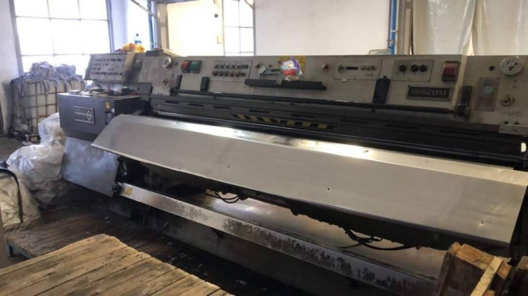 Splitting Machines - Mosconi - Super Zenit