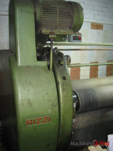 Sammying machines - Rizzi - 2 felt