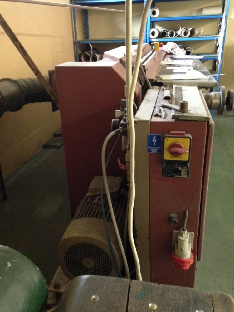 Roller-buffing - Moenus-Turner - 779 Hydraulic