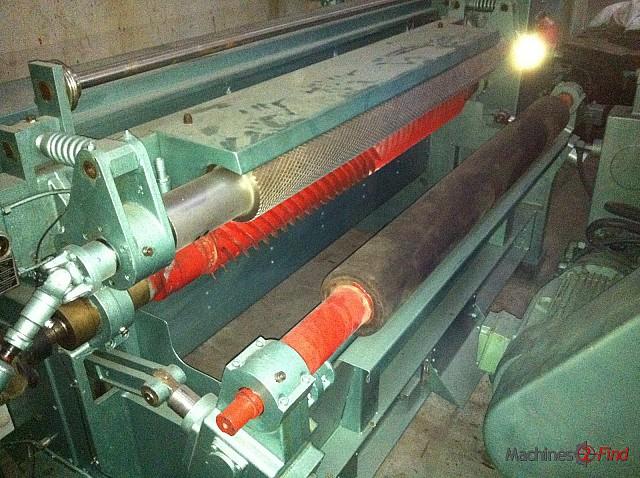 Fleshing machines - Mercier-Frères - H-1 Cylinder