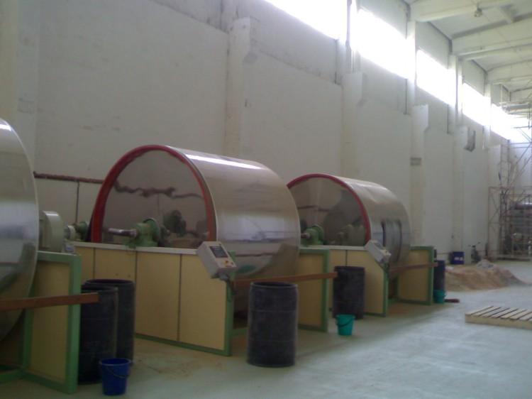 Milling - Hisar - Dry Milling Drum