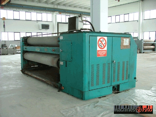 Sammying & Setting-out machines - Escomar - PRC 30