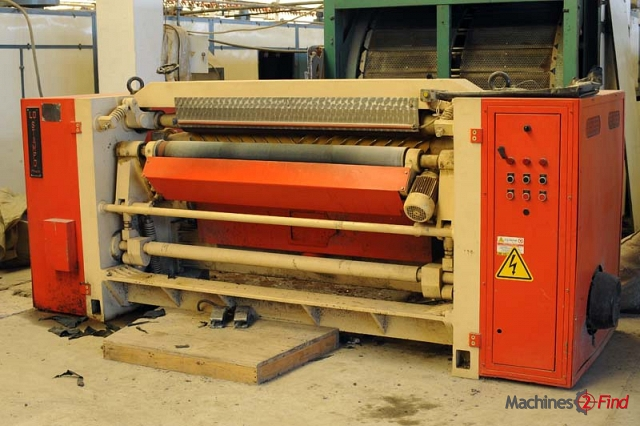 Rotary Staking Machine (reverse) - Lo Stampo - PL