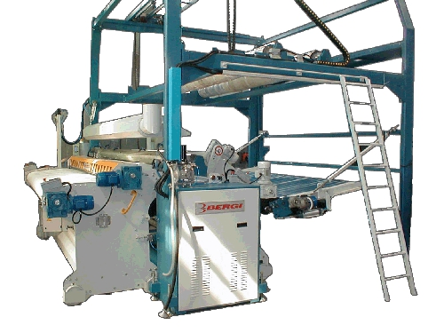 Roller coating machines - Bergi - Rotoinco 3400