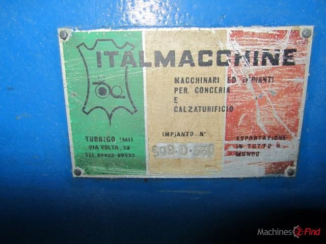 Glazing machines - OMAC - glazing