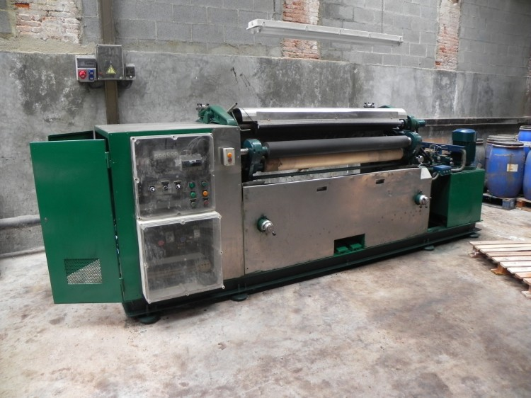 Roller-buffing - Mecanicas Sagales - Ponmatic