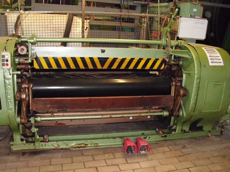 Setting-out machines - Moenus-Turner - Essorella