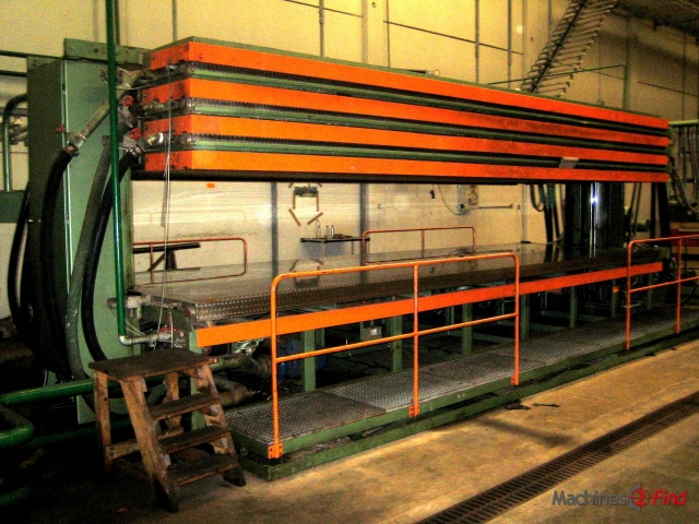 Vacuum driers - Incoma - TM4 7024