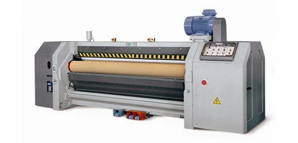 Sammying & Setting-out machines - CM - RAL/P