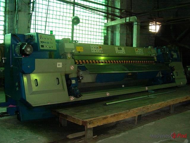 Splitting machines - Alpe - Sigma