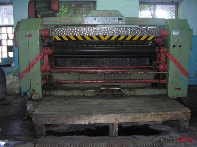 Setting-out machines - Turini - SG 90 MV
