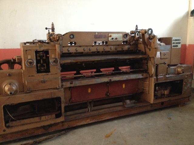 Splitting Machines - Moenus-Turner - 537