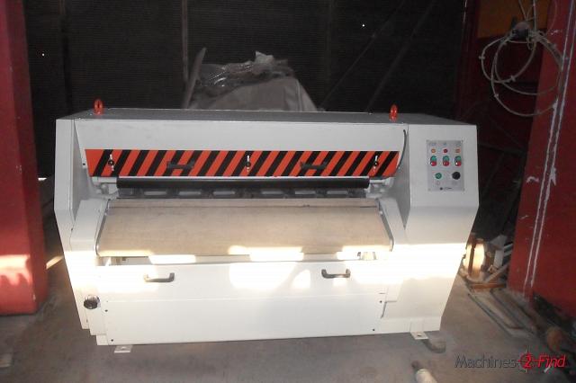 Rotary Staking Machine (reverse) - Capdevila - M6AE-130J